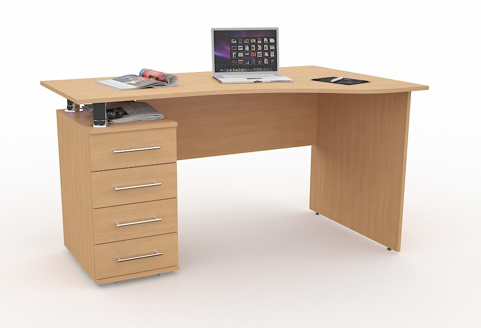 Компьютерный стол СК-202Компьютерные столы<br>Размер: 1400х750х860<br><br>Материалы: ЛДСП Kronospan - 16 мм., кромка ПВХ - 0,4 мм.<br>Полный размер (ДхВхГ): 1400х750х860<br>Примечание: Доставляется в разобранном виде<br>Изготовление и доставка: 10-14 дней<br>Условия доставки: Бесплатная по Москве до подъезда<br>Условие оплаты: Оплата наличными при получении товара<br>Доставка по МО (за пределами МКАД): 30 руб./км<br>Доставка в пределах ТТК: Доставка в центр Москвы осуществляется ночью, с 22.00 до 6.00 утра<br>Подъем на лифте: 300 руб.<br>Подъем без лифта: 150 руб./этаж<br>Сборка: 1000 руб.<br>Гарантия: 12 месяцев<br>Производство: Россия<br>Производитель: Grey