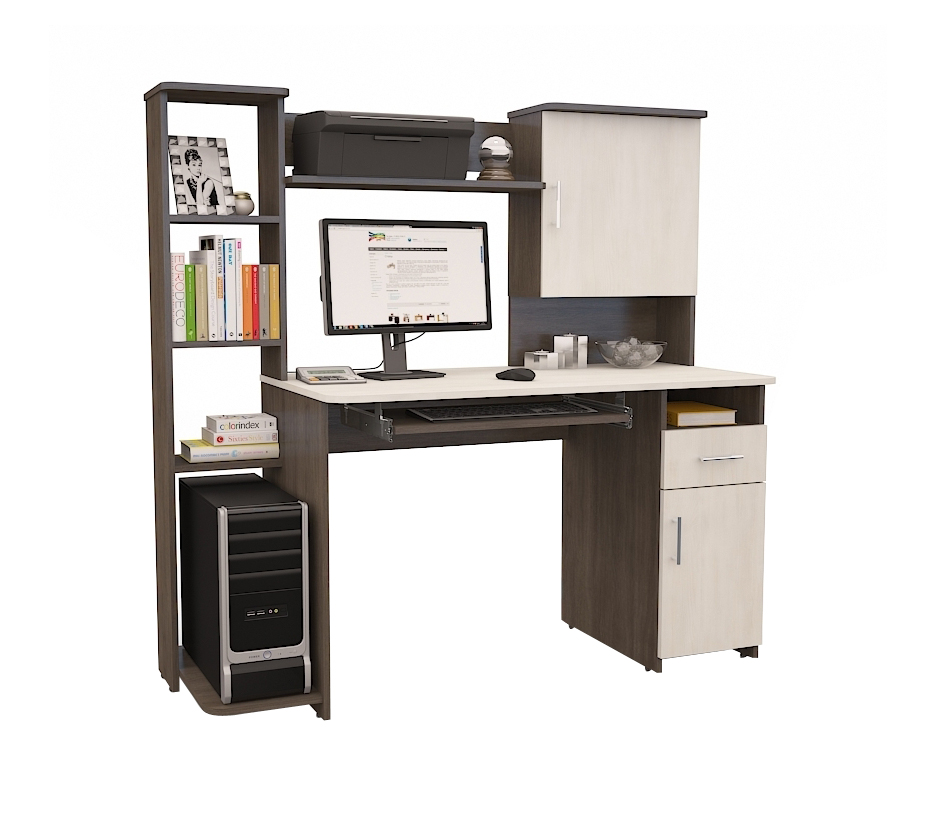 Стол для компьютера Grey 15687916 от mebel-top.ru