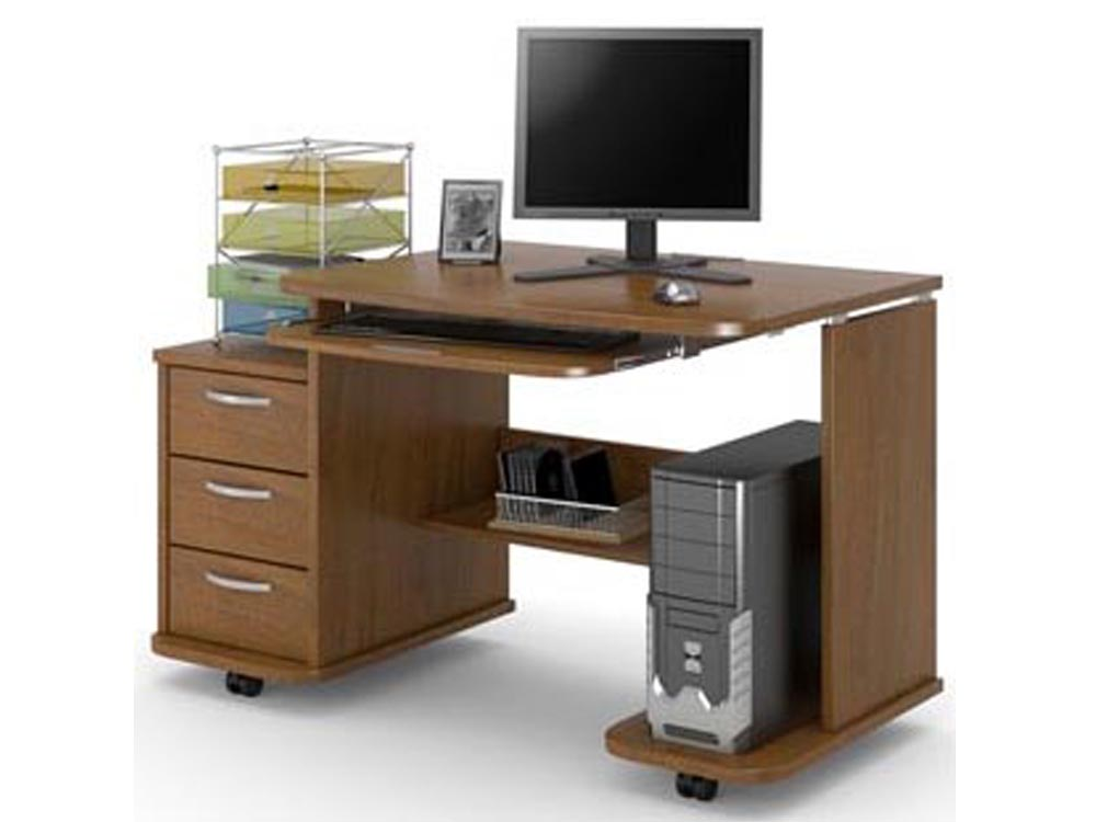 Офисный стол Мебелайн 15680393 от mebel-top.ru