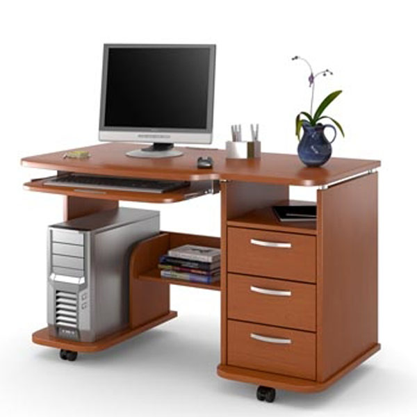 Офисный стол Мебелайн 15679976 от mebel-top.ru