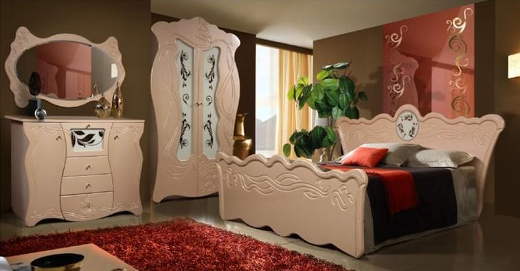 Спальня Королева Комплектация №2