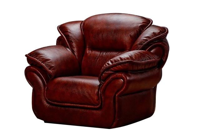 Кресло для отдыха Адажио LAVSOFA Фиеста Размер: 128х110х103