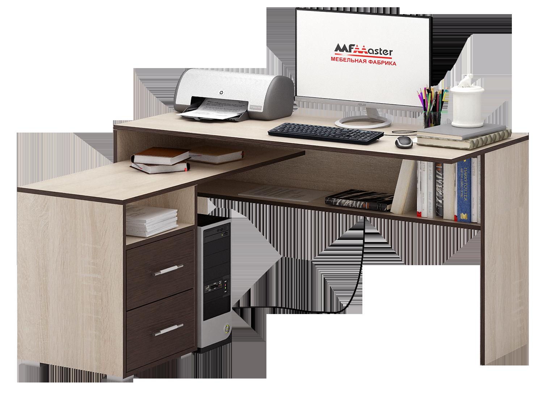 Стол угловой компьютерный Краст-1 компьютерный стол кс 20 30