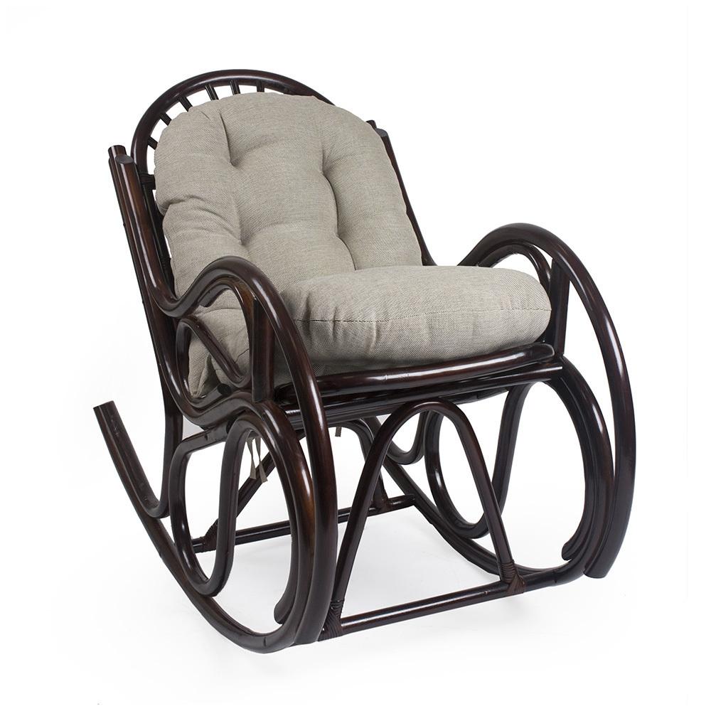 Кресло-качалка Bella стул onlitop migel briz 161296 blue cyan кресло качалка