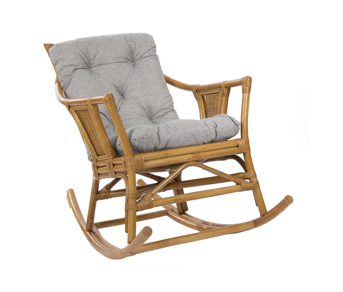 Кресло-качалка Canary стул onlitop migel briz 161296 blue cyan кресло качалка