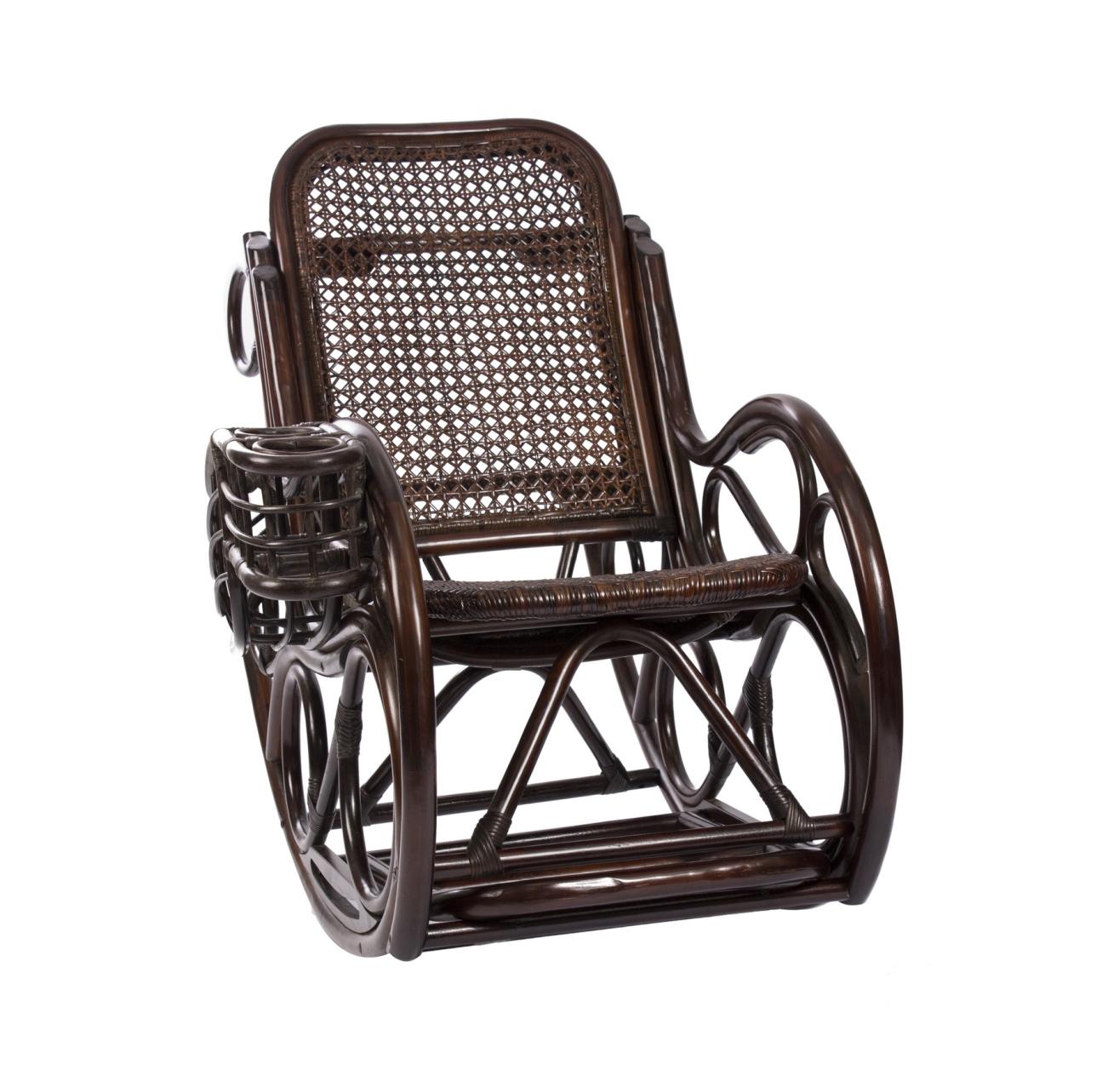 Кресло-качалка Coral Novo Lux