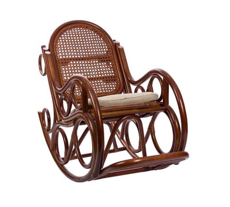 Кресло-качалка Nugo стул onlitop migel briz 161296 blue cyan кресло качалка