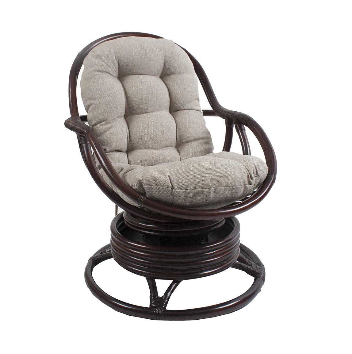 Кресло-качалка Ulfasa стул onlitop migel briz 161296 blue cyan кресло качалка