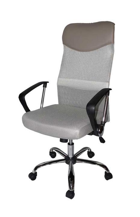 Кресло компьютерное 935 L-2Компьютерные кресла<br>Размер: 65х72 В118(112)<br><br>Материалы: Хромированный металл, пластик, ткань<br>Полный размер (ДхГхВ): 65х72х118(112)<br>Вес товара (кг): 14<br>Цвет: Черный, серый, коричневый<br>Примечание: Доставляется в разобранном виде<br>Изготовление и доставка: 2-3 дня<br>Условия доставки: Бесплатная по Москве до подъезда<br>Условие оплаты: Оплата наличными при получении товара<br>Доставка по МО (за пределами МКАД): 30 руб./км<br>Подъем на лифте: 300 руб.<br>Гарантия: 12 месяцев<br>Производство: Китай