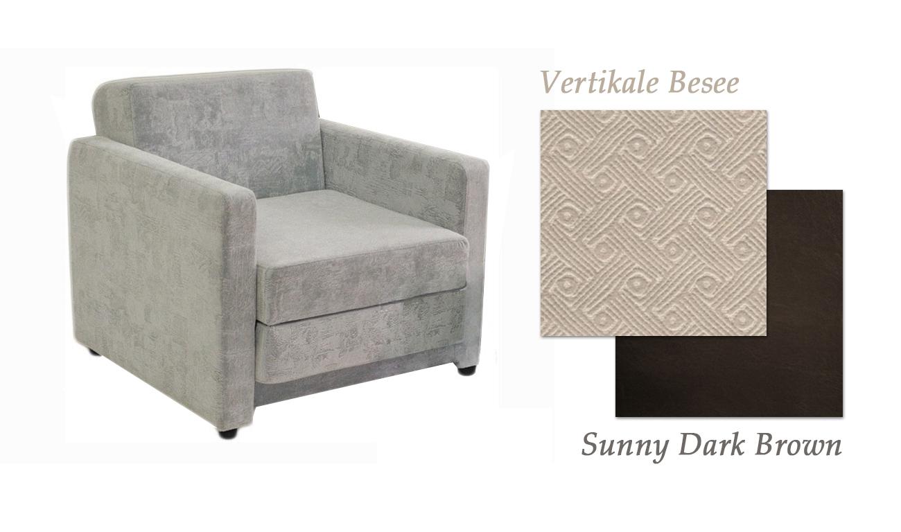 Кресло-кровать Блюз 3-1-Vertikale