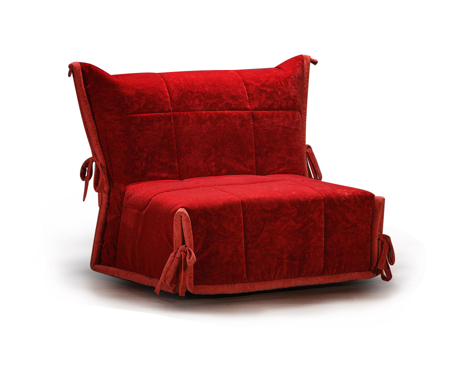 Кресло-кровать Флора без подлокотников
