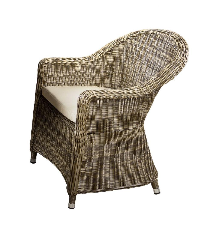 Плетеное кресло Венето 4sis