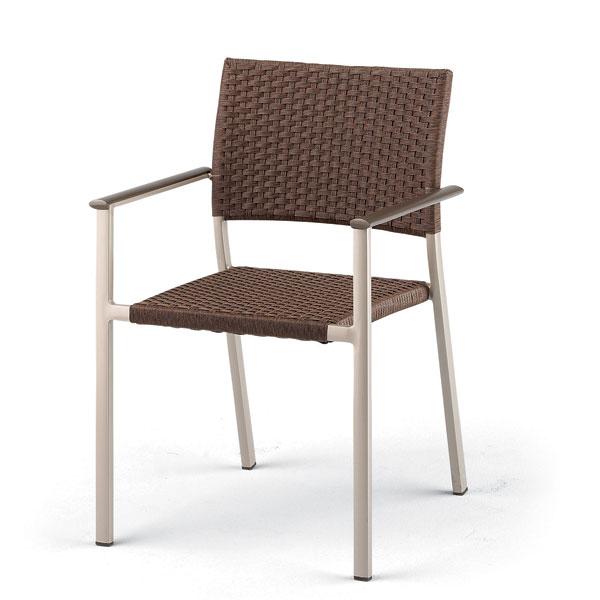 Стул с подлокотниками Hamburg Kettler стул с подлокотниками касабланка серый
