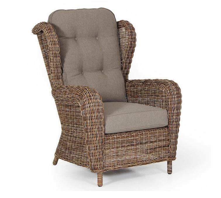 Плетеное кресло CatherineПлетеная мебель из искусственного ротанга<br>Размер: 84х66х111<br><br>Артикул: 5531-62-23<br>Материалы: Искусственный ротанг<br>Каркас: Алюминиевый<br>Полный размер (ДхГхВ): 84х66х111<br>Высота сиденья (см): 48<br>Комплектация: Подушки<br>Цвет: Ротанг-натуральный (цвет), Ткань-бежевая<br>Изготовление и доставка: 2-3 дня<br>Условия доставки: Бесплатная по Москве до подъезда<br>Условие оплаты: Оплата наличными при получении товара<br>Доставка по МО (за пределами МКАД): 30 руб./км<br>Гарантия: 12 месяцев<br>Производство: Швеция<br>Производитель: Brafab