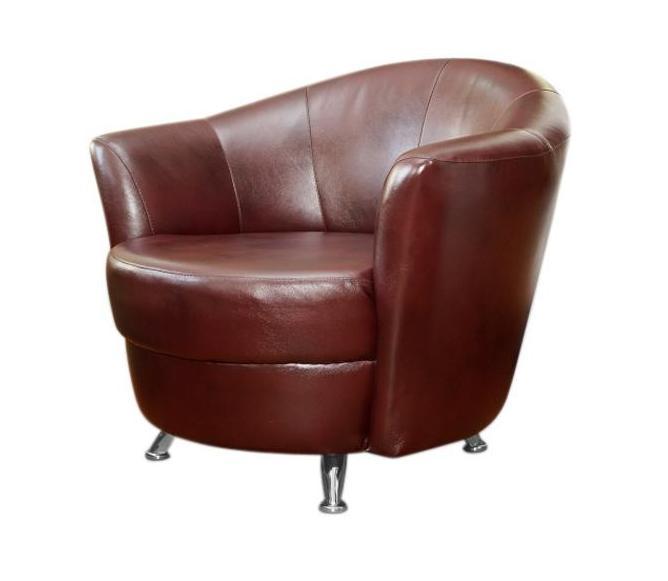 Кресло для отдыха Виктория-2 (хром)