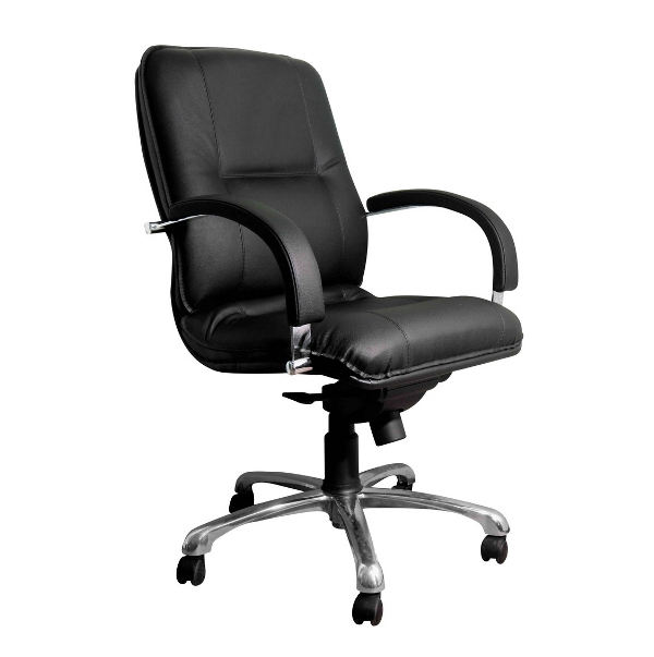 Кресло компьютерное Филадельфия хром Н