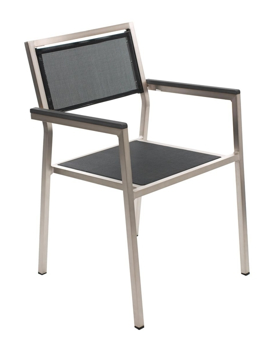 Кресло из алюминия Camden
