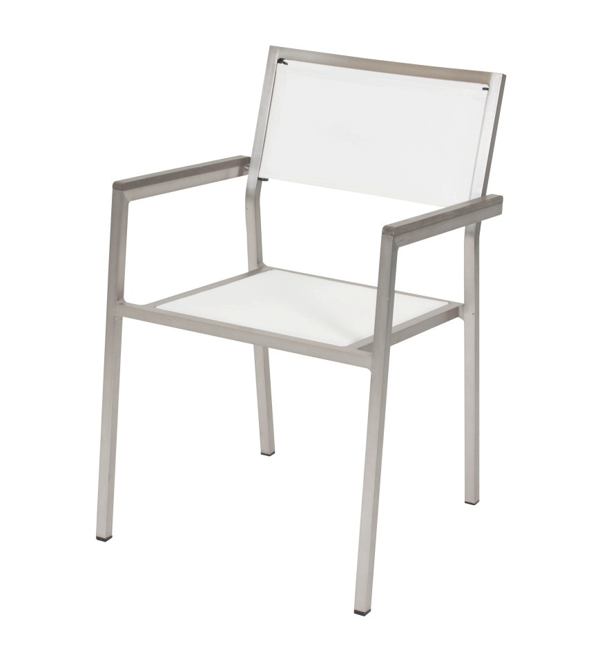 Кресло из алюминия Camden-2