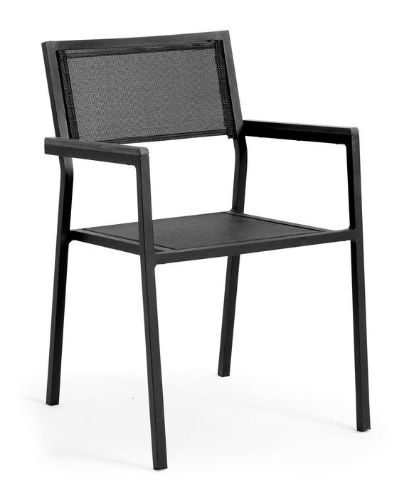 Кресло из металла Camden