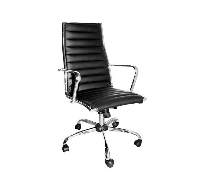 Кресло компьютерное 9018 L-2Компьютерные кресла<br>Размер: 56х58х940/1010<br><br>Материалы: Хром, пластик<br>Полный размер (ДхГхВ): 56х58х940/1010<br>Вес товара (кг): 12, объем 0,16 куба<br>Цвет: Черный<br>Ткань: Кожзам<br>Примечание: Кресло оснащено механизмами качания и газлифтом<br>Изготовление и доставка: 2-3 дня<br>Условия доставки: Бесплатная по Москве до подъезда<br>Условие оплаты: Оплата наличными при получении товара<br>Доставка по МО (за пределами МКАД): 30 руб./км<br>Подъем на лифте: 300 руб.<br>Гарантия: 12 месяцев<br>Производство: Россия<br>Производитель: Спецкомплект (Дик)
