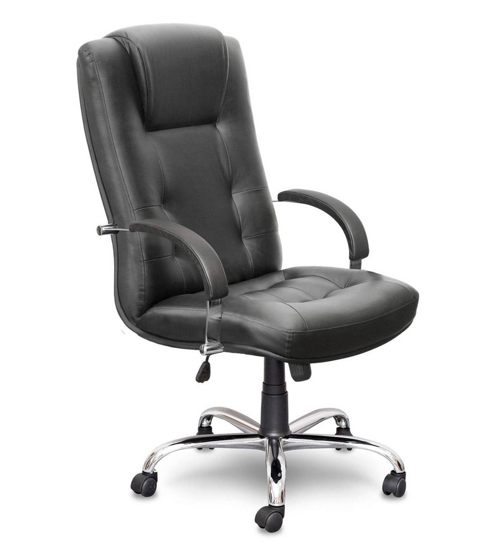 Кресло компьютерное КендоКомпьютерные кресла<br>Размер: 52х58 В116<br><br>Механизм: Механизм качания и газлифт<br>Подлокотники: Хром с натуральной кожей<br>Полный размер (ДхГхВ): 52х58х116<br>Вес товара (кг): 25 кг<br>Цвет: Черный<br>Ткань: Натуральная кожа<br>Примечание: Доставляется в разобранном виде<br>Изготовление и доставка: 2-3 дня<br>Условия доставки: Бесплатная по Москве до подъезда<br>Условие оплаты: Оплата наличными при получении товара<br>Доставка по МО (за пределами МКАД): 30 руб./км<br>Гарантия: 12 месяцев<br>Производство: Китай