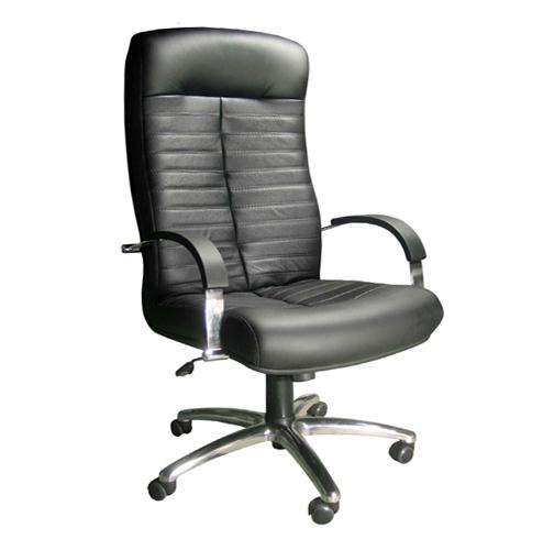 Кресло компьютерное Консул хром Н