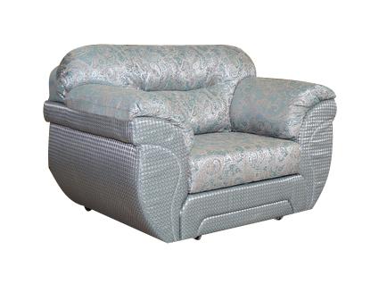 Кресло-кровать ПлазаКресло-кровати<br>Размер: 130х95 В92 (сп. м. 70х185)<br><br>Механизм: Выкатной<br>Каркас: Деревянный<br>Полный размер: 130х95 В92<br>Спальное место: 70х185<br>Наполнитель: Пружинная змейка, мебельный войлок, ППУ высокой плотности<br>Примечание: Доставляется в разобранном виде<br>Изготовление и доставка: 8-10 дней<br>Условия доставки: Бесплатная по Москве до подъезда<br>Условие оплаты: Оплата наличными при получении товара<br>Подъем на грузовом лифте: 300 руб.<br>Подъем без лифта: 150 руб./этаж<br>Сборка: 200 руб. в день доставки, заказать сборку Вы можете, если у Вас оформлена услуга подъем/занос изделия в помещение<br>Гарантия: 12 месяцев<br>Производство: Россия<br>Производитель: ГРОС