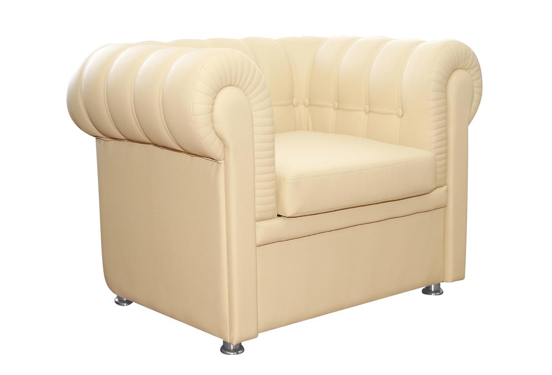 Кресло для отдыха Честер хром