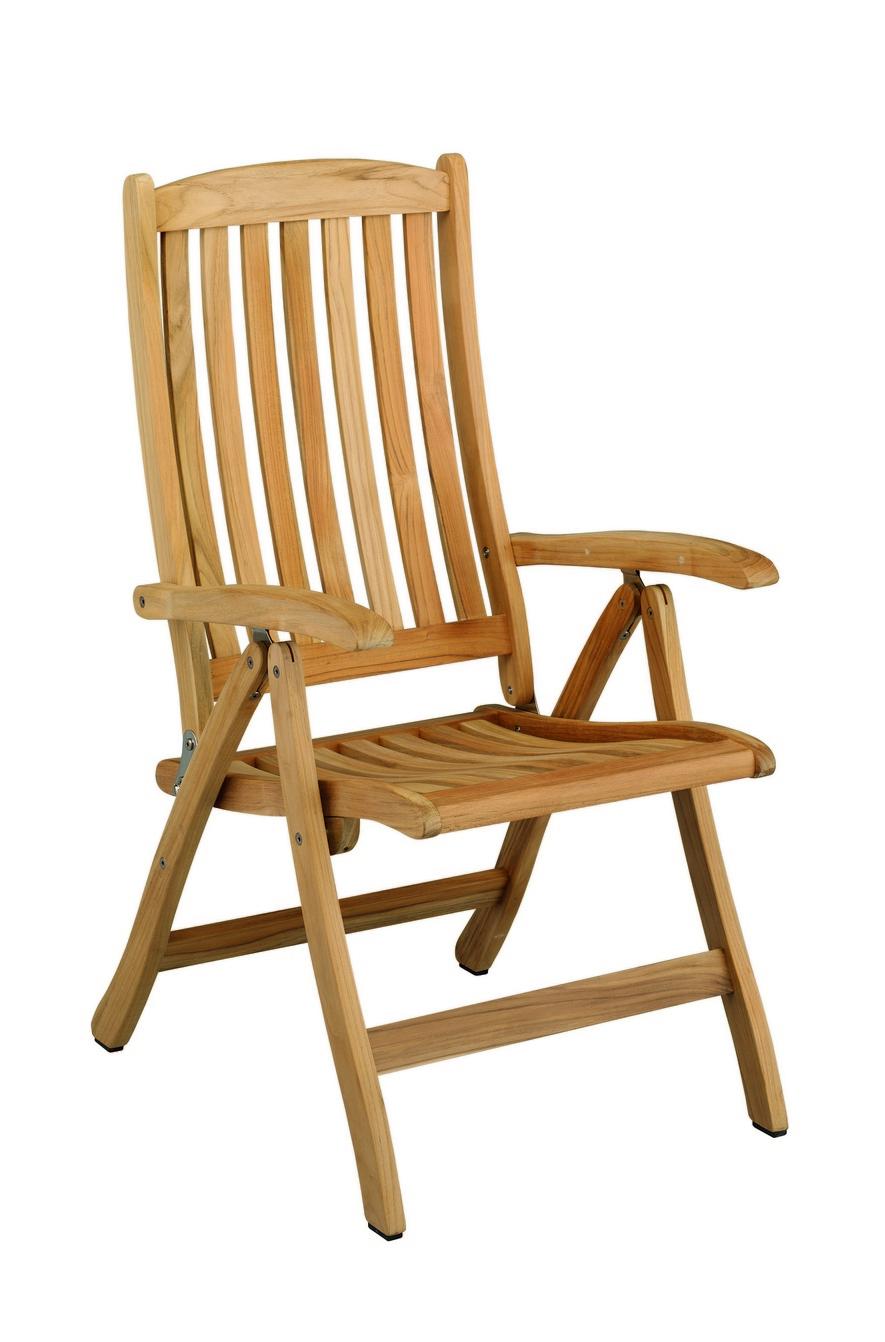 Кресло складное с высокой спинкой Vancouver Kettler kettler s01013 0000