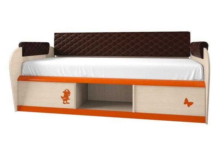 Детская кровать 12.2М Серия МДК 4.13
