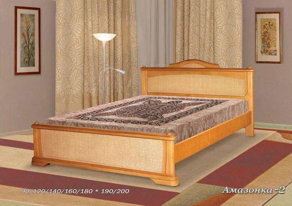 Кровать Амазонка-2