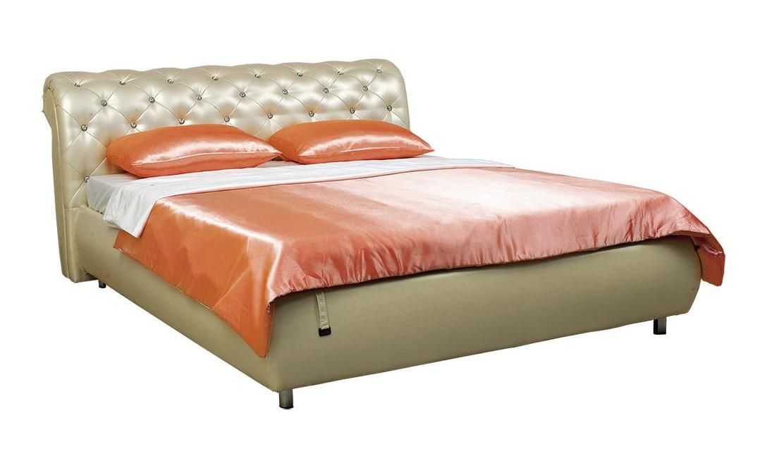 Интерьерная кровать Эмили