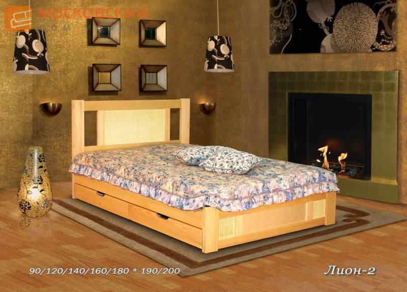 Кровать Лион-2