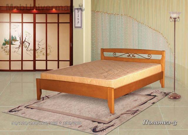 Кровать Полонез 3/2 Альянс XXI век