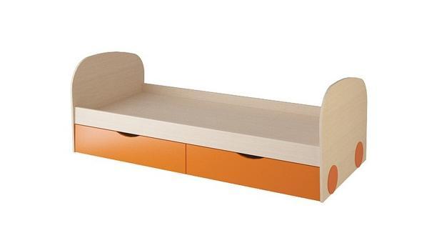 Кровать №28.1 (серия Ж.К 4.5)