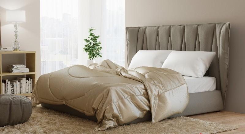 Интерьерная кровать Ананке