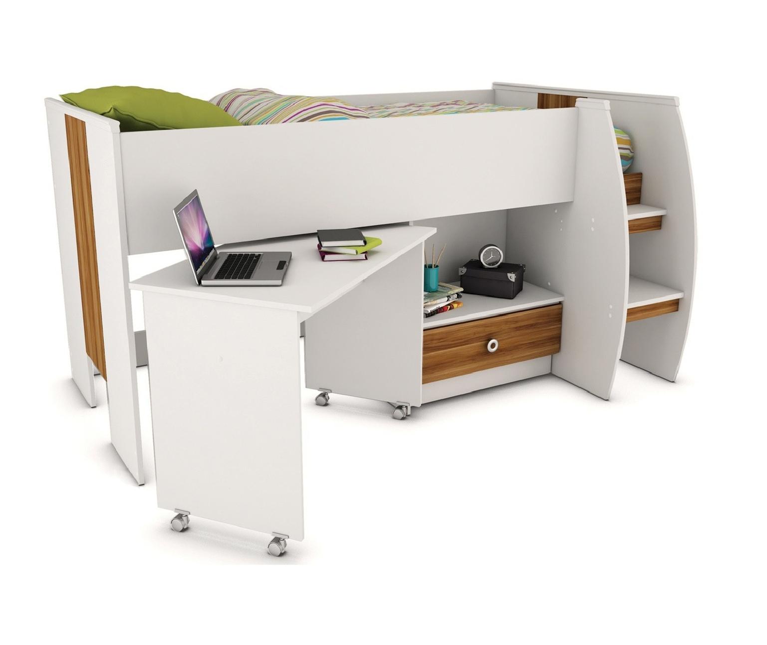Кровать Д-903 Grey