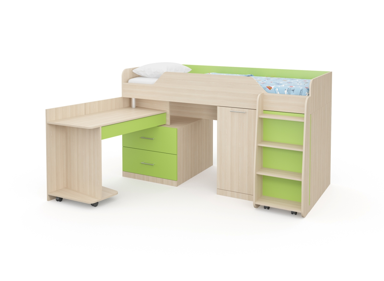 Кровать Д-904