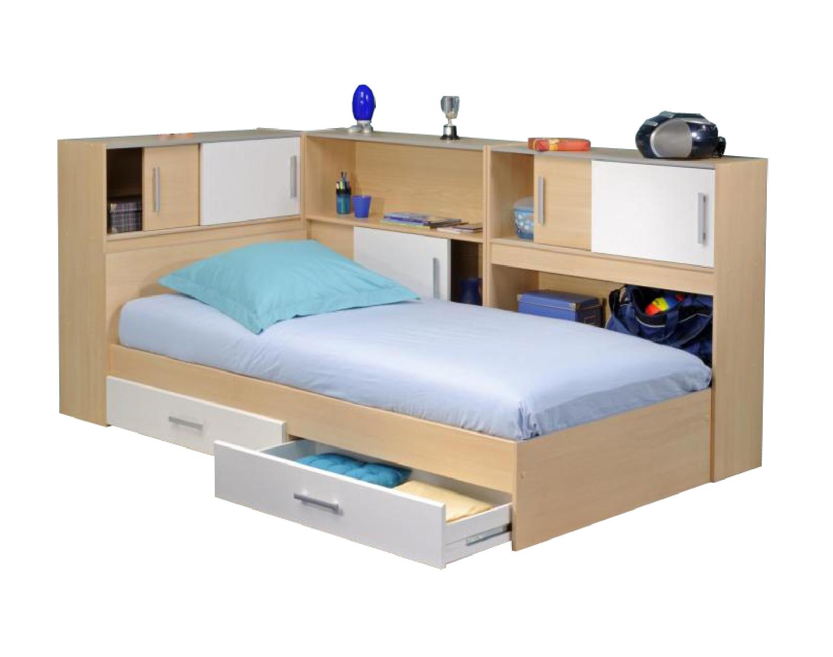 Кровать Д-906Детские кровати<br>Размер: 1240х2220х1080<br><br>Материалы: ЛДСП, кромка ПВХ<br>Полный размер (ШхДхВ): 1240х2220х1080<br>Примечание: Доставляется в разобранном виде<br>Важно: Матрас в стоимость не входит!<br>Изготовление и доставка: 10-14 дней<br>Условия доставки: Бесплатная по Москве до подъезда<br>Условие оплаты: Оплата наличными при получении товара<br>Доставка по МО (за пределами МКАД): 30 руб./км<br>Доставка в пределах ТТК: Доставка в центр Москвы осуществляется ночью, с 22.00 до 6.00 утра<br>Подъем на грузовом лифте: 700 руб.<br>Подъем без лифта: 350 руб./этаж (включая первый)<br>Сборка: 10% от стоимости изделия, но не менее 1,000 руб.<br>Гарантия: 12 месяцев<br>Производство: Россия<br>Производитель: Grey
