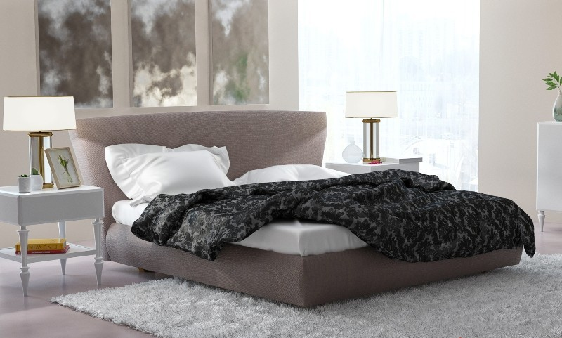 Интерьерная кровать Эвр