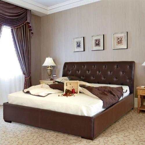 Кровать мягкая Флоренция