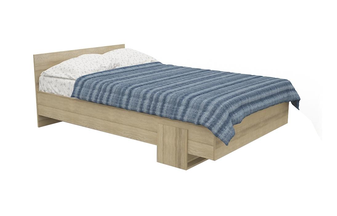 Кровать Grey 15684847 от mebel-top.ru