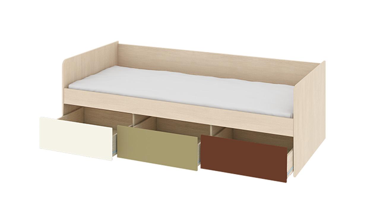 Кровать Тетрис мебель трия тетрис гн 154 003