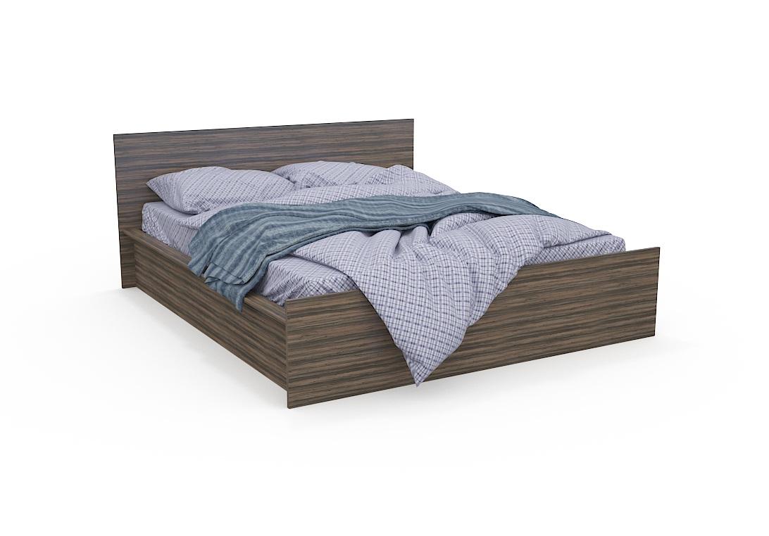 Кровать Grey 15684846 от mebel-top.ru