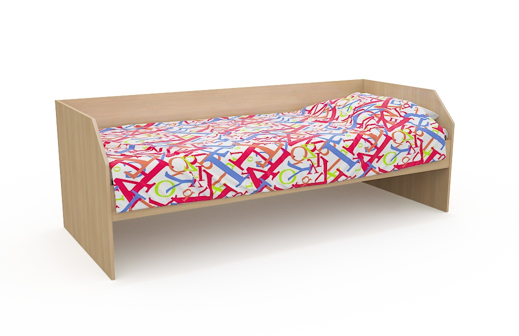 Кровать Grey 15684853 от mebel-top.ru