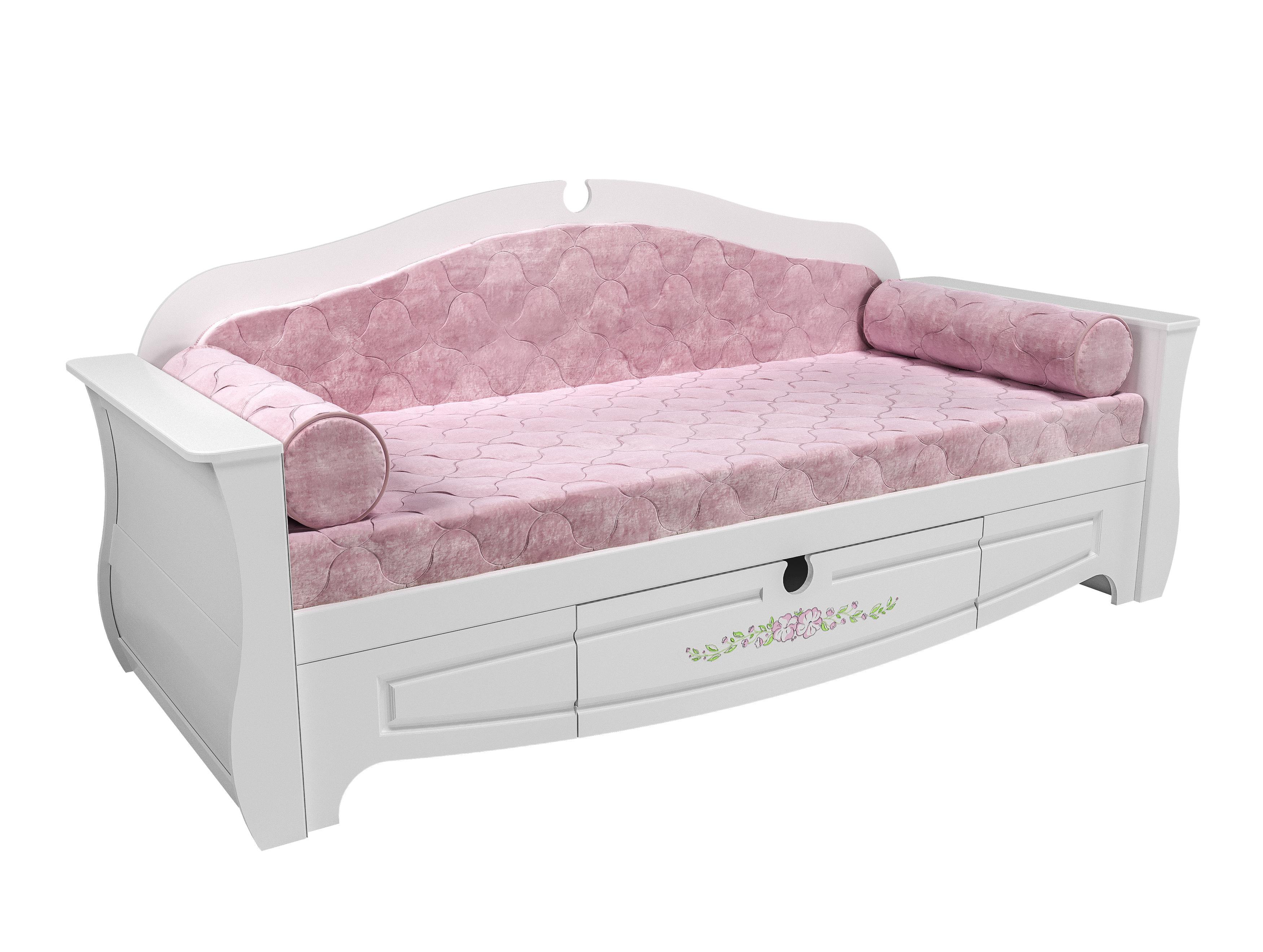 Кровать Мирель НМ 041.15