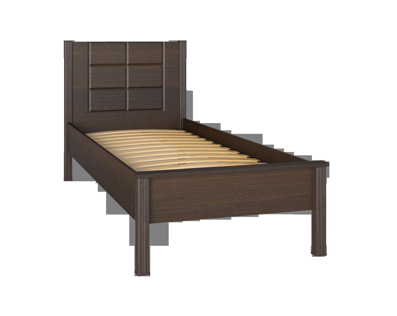 Кровать односпальная Изабель ИЗ-7