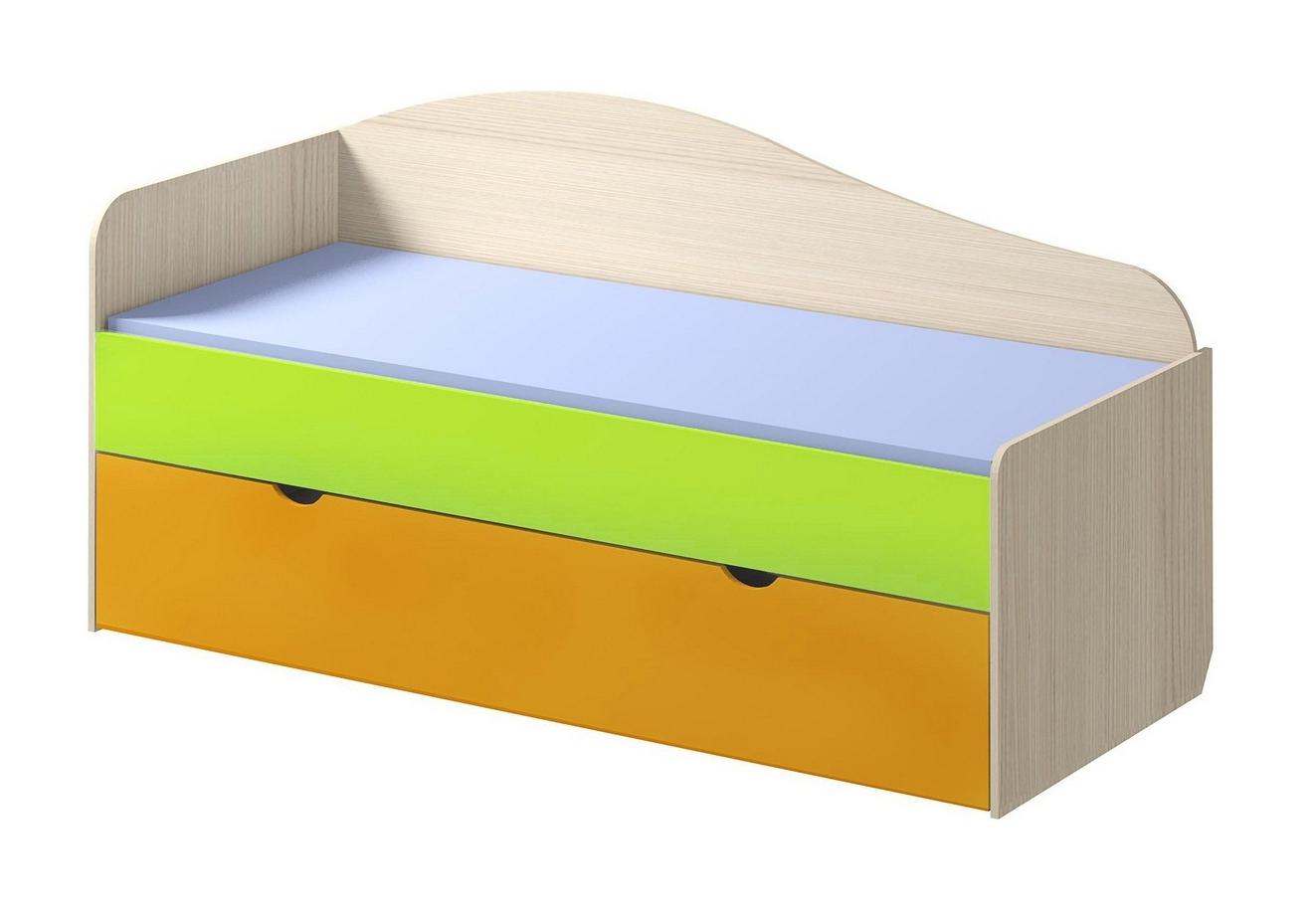 Кровать Почемучка-2 МК Премиум