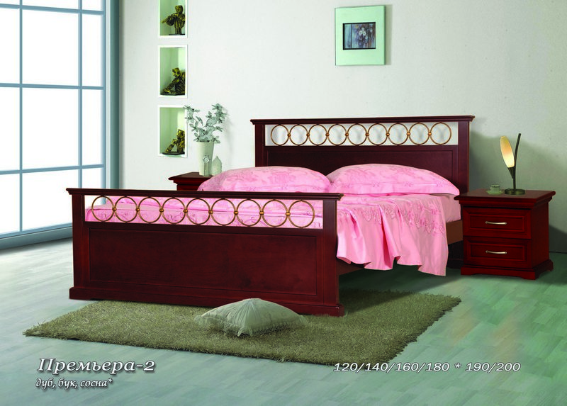 Кровать Премьера 2
