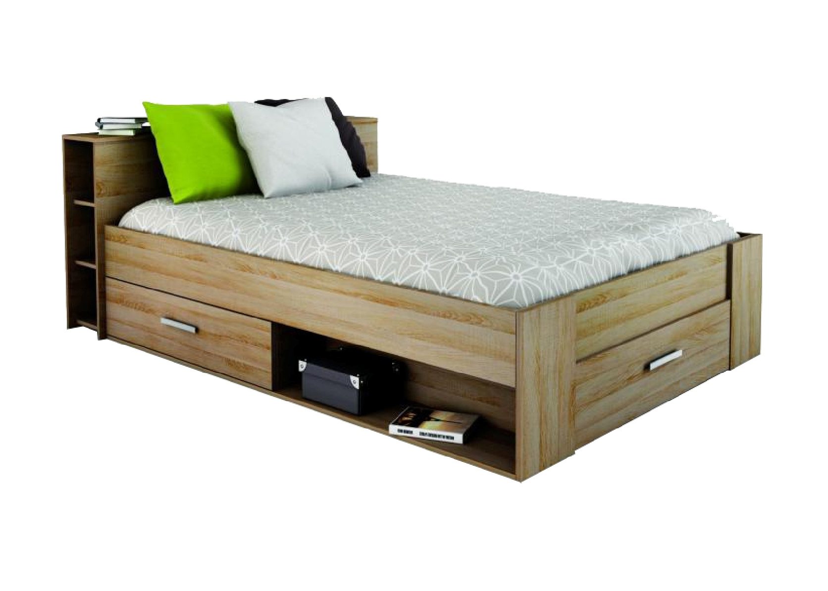 Кровать Grey 15681020 от mebel-top.ru
